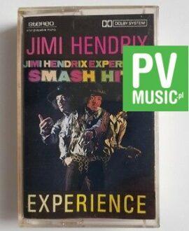 JIMI HENDRIX EXPERIENCE SMASH HITS audio cassette
