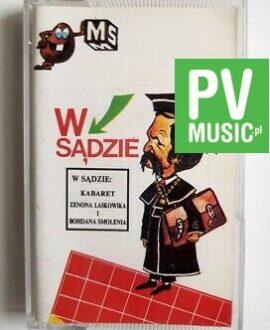 B.SMOLEŃ, Z. LASKOWIK W SĄDZIE audio cassette