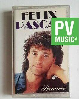 FELIX PASCAL PREMIERE audio cassette