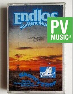 ENDLOS SIND JENE MEERE audio cassette