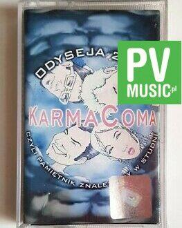 KARMACOMA ODYSEJA 2001 audio cassette