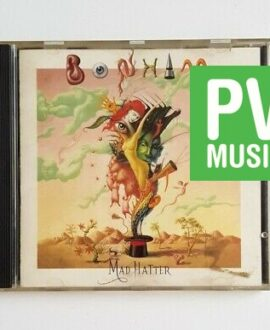 BONHAM MAD HATTER CD