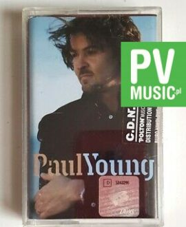 PAUL YOUNG - PAUL YOUNG audio cassette