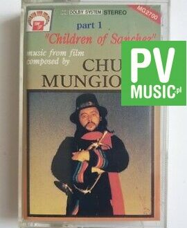 CHUCK MANGIONE CHILDREN OF SANCHEZ part 1audio cassette