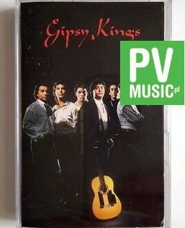 GIPSY KINGS BAMBOLEO, MOOREA audio cassette