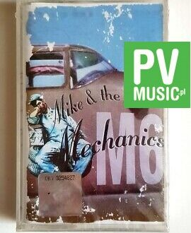 MIKE & THE MECHANICS - MIKE & THE MECHANICS audio cassette
