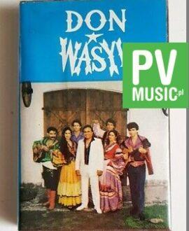 DON VASYL WOLNA DUSZA MOJA.. audio cassette