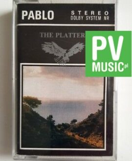 THE PLATTERS ONLY YOU.. audio cassette