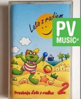 PRZEBOJE LATA Z RADIEM 2 MACARENA, WONDERFUL LIFE.. audio cassette