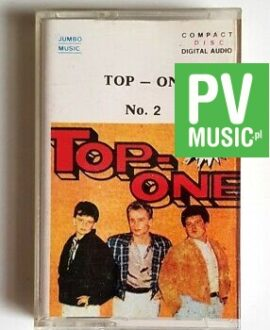 TOP ONE  NO. 2 audio cassette