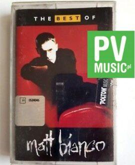 MATT BIANCO THE BEST OF audio cassette
