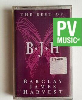 BARCLAY JAMES HARVEST THE BEST OF audio cassette