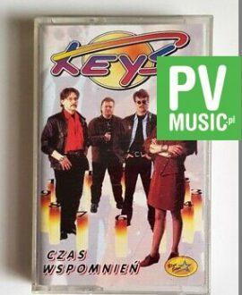 KEYS CZAS WSPOMNIEŃ audio cassette