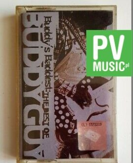 BUDDY'S BADDEST THE BEST OF BUDDY GUY audio cassette