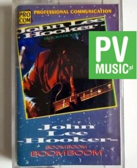 JOHN LEE COOPER BOOM BOOM audio cassette