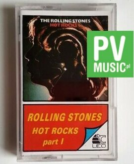 THE ROLLING STONES HOT ROCKS 1 audio cassette
