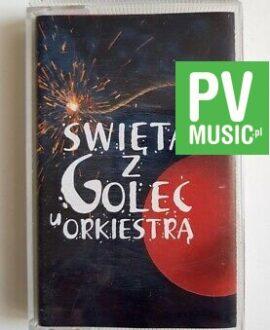 ŚWIĘTA Z GOLEC ORKIESTRĄ WINSZOWANIA.. audio cassette