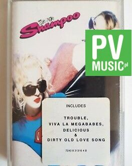 SHAMPOO WE ARE SHAMPOO audio cassette