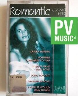 ROMANTIC HITS LA ISLA BONITA, WOMAN IN LOVE.. audio cassette