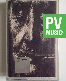 PARADISE LOST ONE SECOND audio cassette