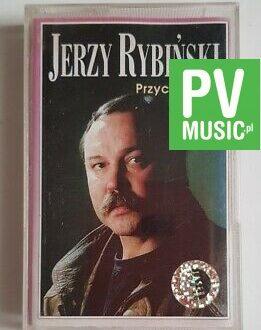 JERZY RYBIŃSKI PRZYCICHA ŻAL audio cassette