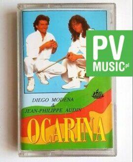 OCARINA DIEGO MODENA & JEAN-PHILIPPE AUDIN audio cassette