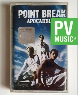 POINT BREAK APOCADELIC audio cassette