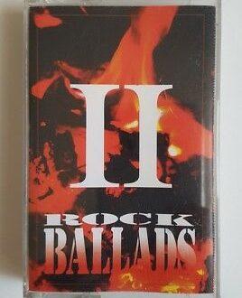 ROCK BALLADS II TSA, BUDKA SUFLERA audio cassette