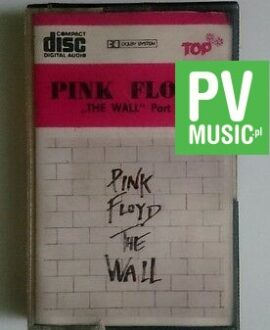 PINK FLOYD  THE WALL part II  audio cassette