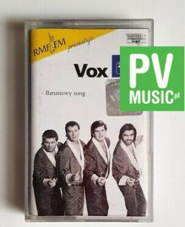 VOX BANANOWY SONG audio cassette