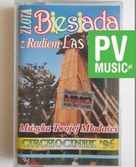 ZŁOTA BIESIADA LAS VEGAS CIECHOCINEK 96 audio cassette