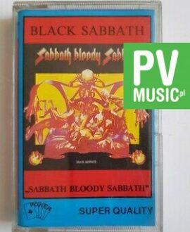 BLACK SABBATH SABBATH BLOODY SABBATH audio cassette