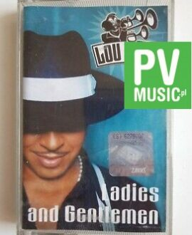 LOU BEGA LADIES AND GENTLEMEN audio cassette