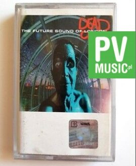 THE FUTURE SOUND OF LONDON DEAD CITIES audio cassette