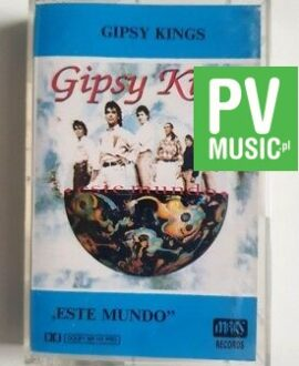 GIPSY KINGS ESTE MUNDO audio cassette