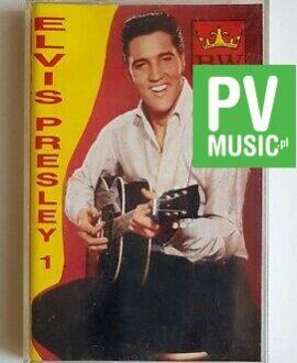 ELVIS PRESLEY 1 audio cassette