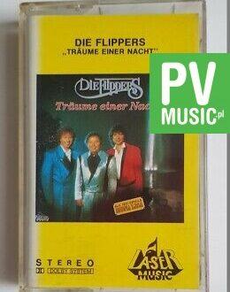 DIE FLIPPERS TRAUME EINER NACHT audio cassette