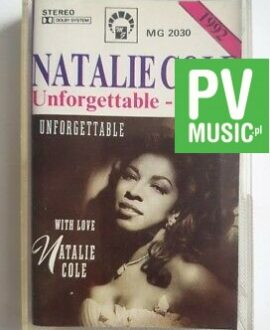 NATALIE COLE UNFORGETTABLE part 1 audio cassette