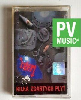 DŻEM KILKA ZDARTYCH PŁYT audio cassette