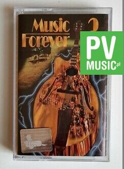 MUSIC FOREVER 3 PAT BOONE, THE PLATTERS.. audio cassette