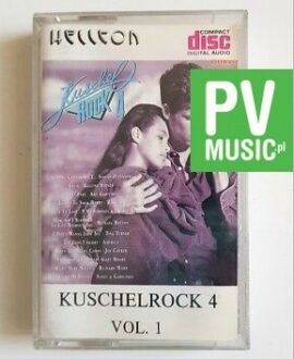 KUSCHELROCK 4 vol.1 ROXETTE, GENESIS.. audio cassette