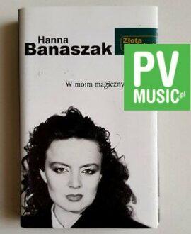 HANNA BANASZAK W MOIM MAGICZNYM DOMU audio cassette