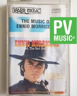 ENNIO MORRICONE THE MUSIC OF ENNIO MORRICONE audio cassette