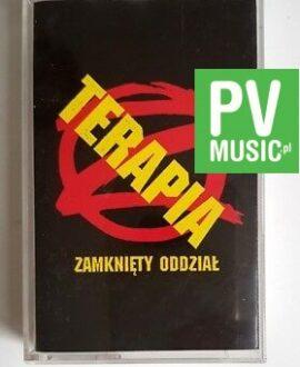 ODDZIAŁ ZAMKNIĘTY TERAPIA audio cassette