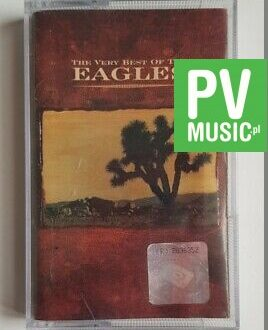 EAGLES THE VERY BEST OF audio cassette