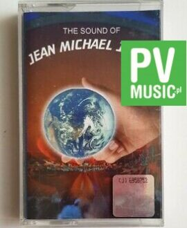 JEAN MICHEL JARRE THE SOUND OF audio cassette