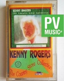KENNY ROGERS THE COUNTRY STORE COLLECTION audio cassette