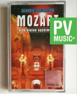 CLASSIC COLLECTION MOZART audio cassette