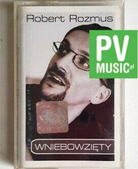 ROBERT ROZMUS WNIEBOWZIĘTY audio cassette