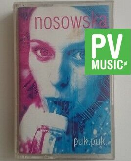 KASIA NOSOWSKA  PUK PUK     audio cassette